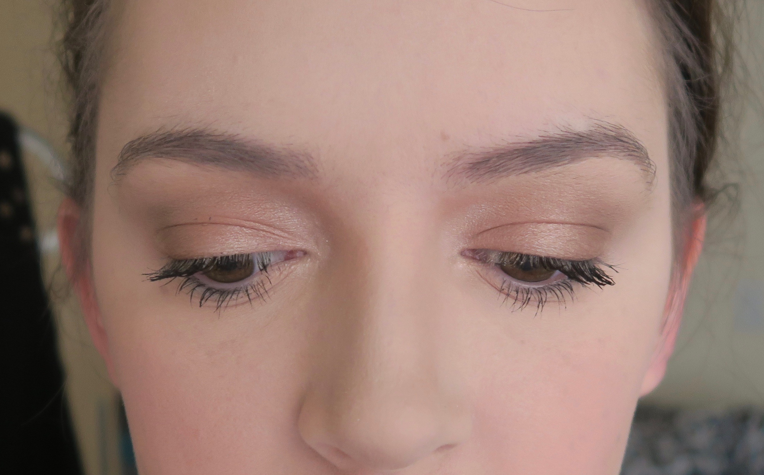 How I Fill In My Eyebrows Benefit Gimme Brow Review Life With Kendal