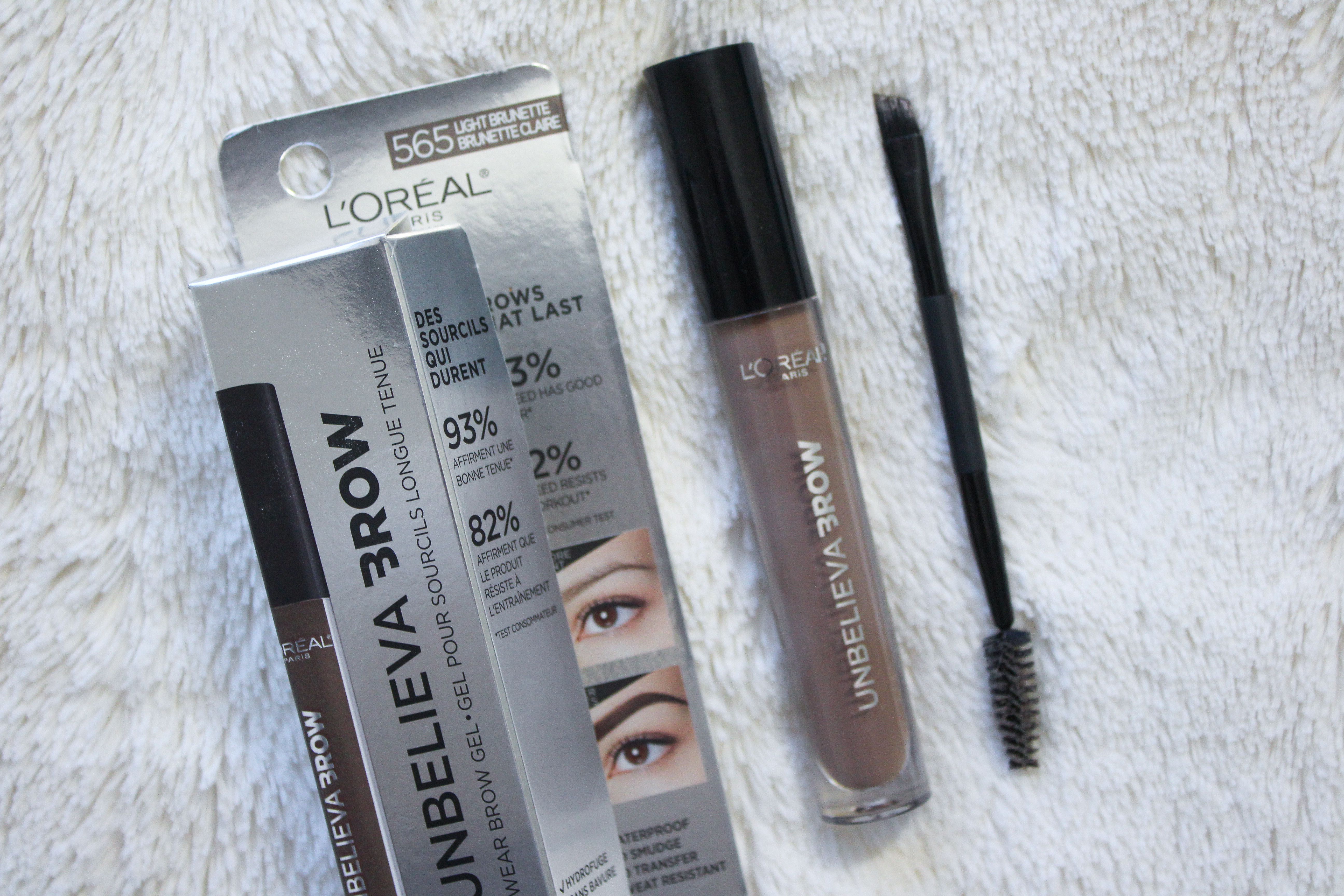 f840fe03fb6f L'Oreal Unbelieva-brow Review & First Impressions | Life With Kendal