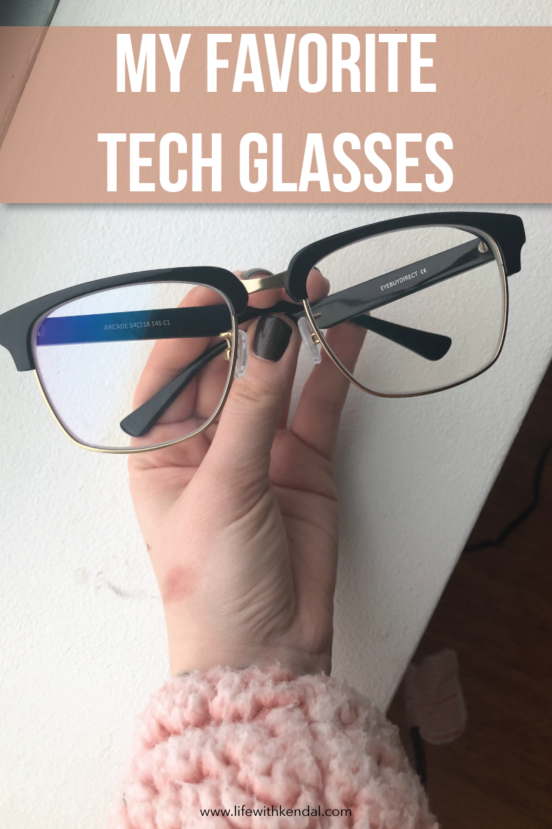 My Favorite Tech Glasses | Eye Buy Direct